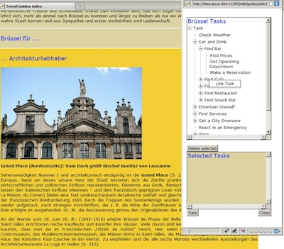 Web-based annotation tool